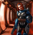 Bo-Katan Kryze (Clone Wars) by sempernow