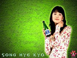 Song Hye Kyo Fresh Wallpaper by thelfie