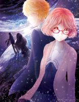 Beyond the Boundary by toumin