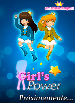 Girl's Power Promo (CuteGirls Original Song) by gabxrevolution05