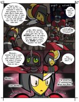 Mission 7: Of Knights and Pawns - Page 34 by CrimsonAngelofShadow