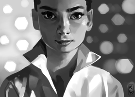 Audrey by Lt-Frogg