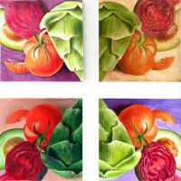 Veggies by gagum