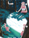Momoko's Strange Event In The Forest by himori