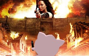 Attack on Katniss by TheFabmiester
