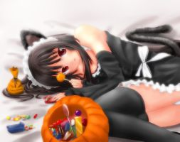 AAM Halloween Dolcissimo: OC by Otone