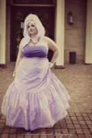 Cosplay - Lumpy Space Prom Coming Queen by SammehChu