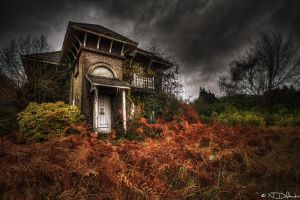 Ghost House by Nichofsky