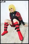 Rin_Togainu_no_chi_cosplay by LeeKeiki