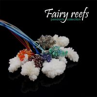 Fairy Reefs - pendants collection by artpoppy