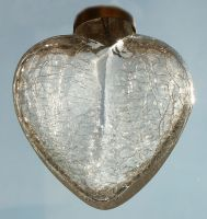STOCK - glass heart 01 by vegasus-stock