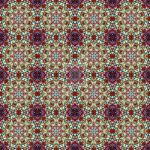 Kaleidoscope repeat pattern 1 by r-o-s-a-n-n-a
