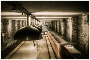 SIN CITY STATION by MartenD