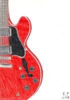 Gibson ES-335 by Turock-X