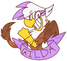Gilda because by Dizzee-Toaster