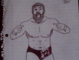 Daniel Bryan 4 by beartic9871