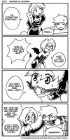 DC:P - Silence is Golden by Lorddragonmaster