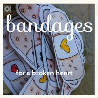bandages for a broken heart 2 by LasManiaticas