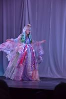 Season fairy preview - Spring on stage by simakai