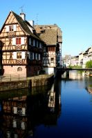 View of Strasbourg by YelloPecora