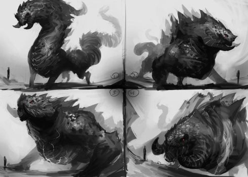 Akantor Thumbnails by Naznamy