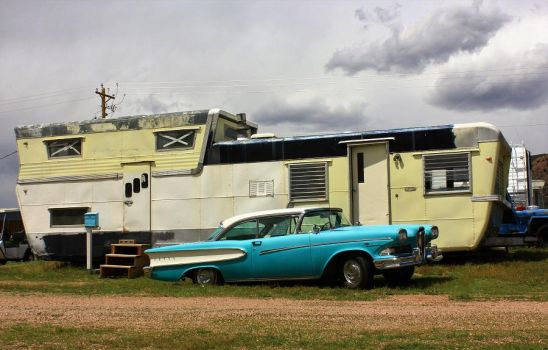 1956 Pacemaker trailer by finhead4ever