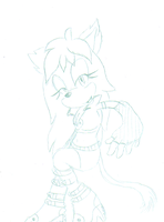 WIP Usagi- small by ApricotPepsi
