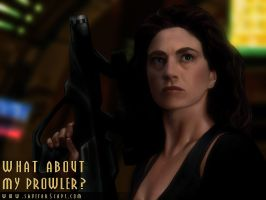 Farscape - Aeryn *UPDATED* by herr-o