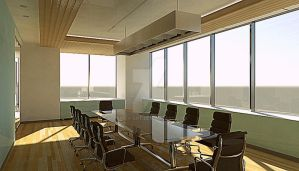 Modern Conference Room design by RMoy-Art