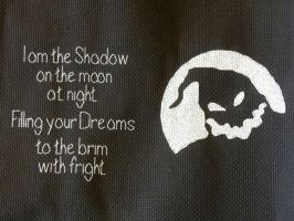 the nightmare before christmas by dottypurrs