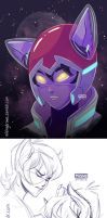 Galra Keith by MichelleClancy
