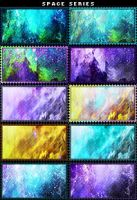 Space Stamp Pack by 1Foxylady
