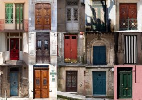 European doors project II by JoanaMary