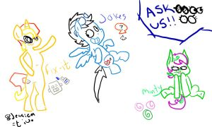 Ask Us! by Sux2suk59