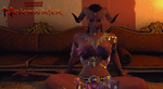 Tiefling Kyraa 01 - Neverwinter Online by Jace-Lethecus