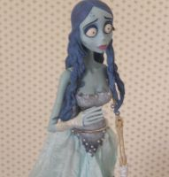Corpse Bride Animation by FF1-Mewdo