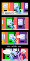 Trixie Vs The Vending Machine: Part 3 by animegx43