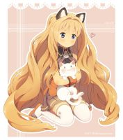 Little Neko SeeU by DAV-19