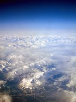 In the Sky Again Stock 1 by SimplyBackgrounds