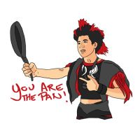 You Are the Pan by Farttz