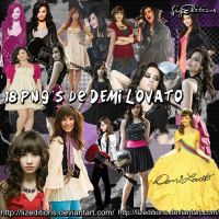 Demi Lovato png Pack by LizEditions