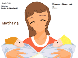 Me with my sons by Mother3-Hinawa