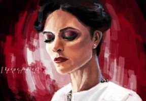 Irene Adler. The Woman by MrBorsch