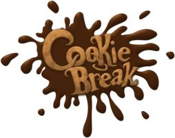 Logo Commission - Cookie Break by CyberneticCupcake
