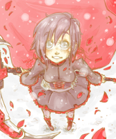 Ruby Rose by reishi98