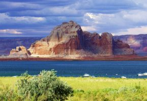 Lake Powell Formation... by Srod