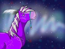 Gaze at the stars by cosandk