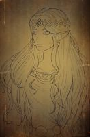 Princess Hilda by SelenaLynne