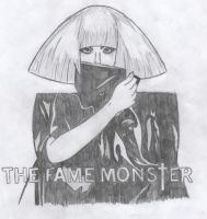 Lady Gaga: The Fame Monster by Lyoko32
