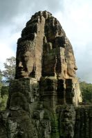 faces of Angkor by Zebot